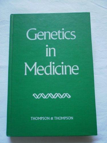 9780721688572: Genetics in medicine