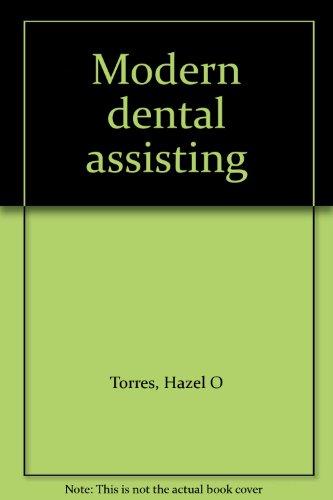 9780721688756: Modern Dental Assisting