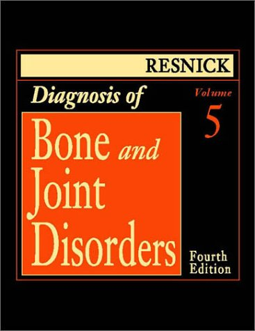 9780721689210: Diagnosis of Bone and Joint Disorders (5-Volume Set)