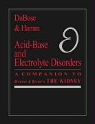 9780721689562: Acid Base and Electrolyte Disorders: A Companion to Brenner & Rector's The Kidney, 1e