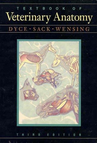 9780721689661: Textbook of Veterinary Anatomy