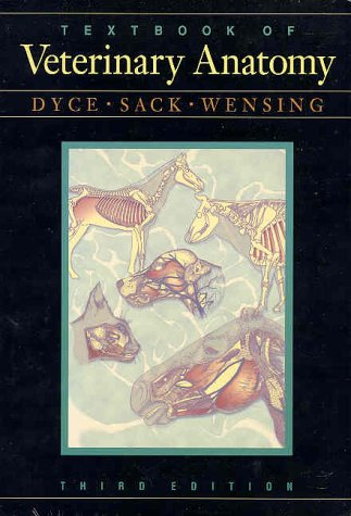 9780721689661: Textbook of Veterinary Anatomy 3rd edition