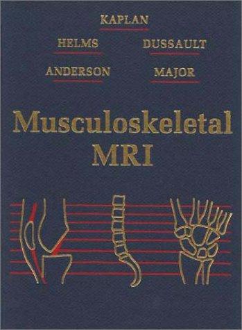 9780721690278: Musculoskeletal MRI