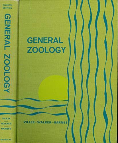 General Zoology: Villee, Claude Alvin; etc.