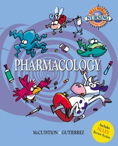 9780721690476: Real-World Nursing Survival Guide: Pharmacology