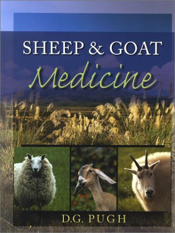 9780721690520: Sheep and Goat Medicine