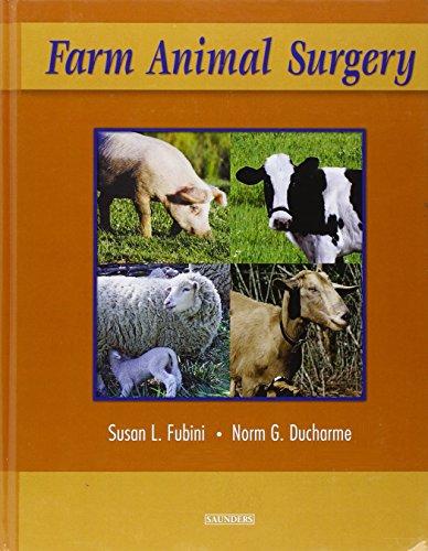 9780721690629: Farm Animal Surgery, 1e
