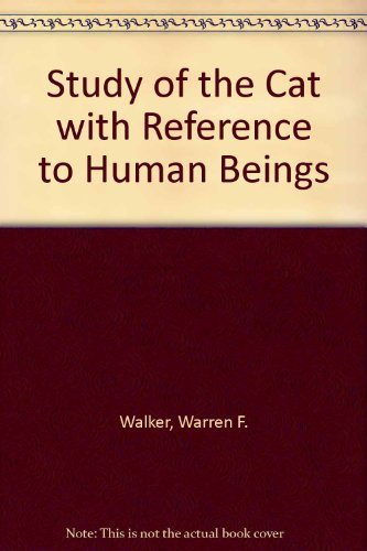 9780721690933: Study of the Cat with Reference to Human Beings