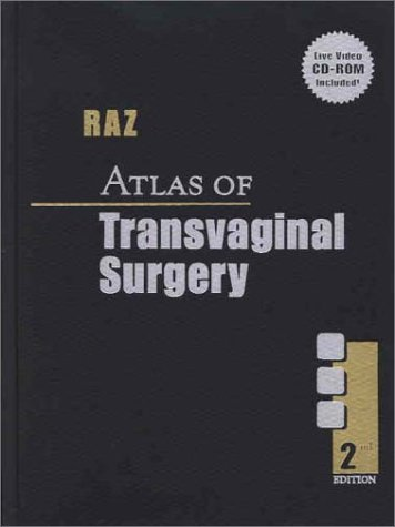 9780721691138: Atlas of Transvaginal Surgery (Book with CD-ROM)