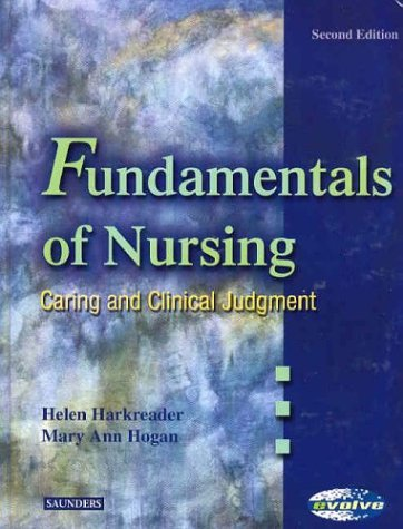 9780721691411: Fundamentals of Nursing -- Caring and Clinical Judgement