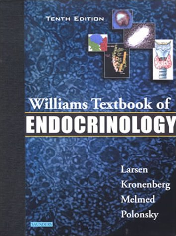 9780721691848: Williams Textbook of Endocrinology
