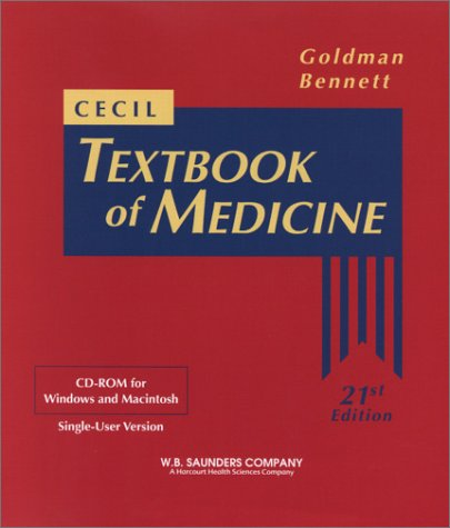 Cecil Textbook of Medicine : Individual Version: Goldman, Lee, Bennett,