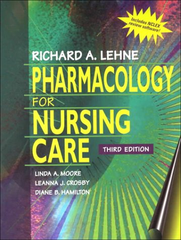 9780721692104: Pharmacology for Nursing Care, Text & Study Guide Package