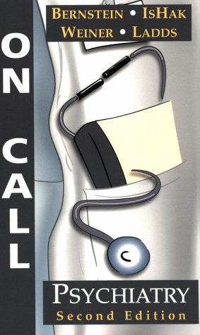 9780721692395: On Call Psychiatry: On Call Series, 2e