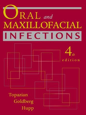 9780721692715: Oral and Maxillofacial Infections