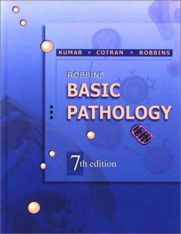 9780721692746: Robbins Basic Pathology
