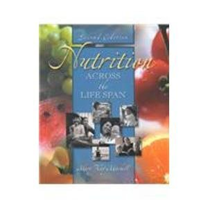 9780721692920: Nutrition Across the Life Span, 2e