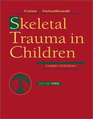 9780721692944: Skeletal Trauma in Children, Volume Three