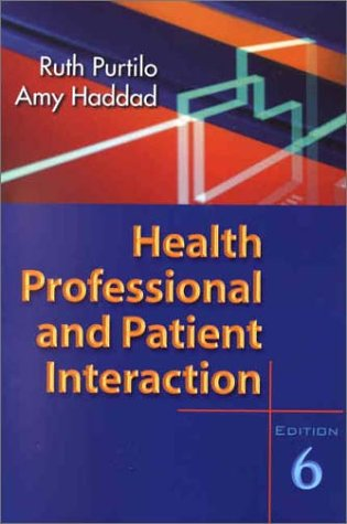 9780721692975: Health Professional and Patient Interaction (Health Professional & Patient Interaction ( Purtilo))