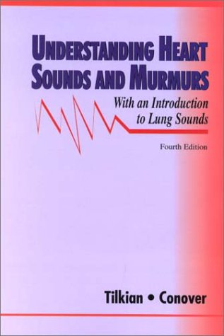 9780721693248: Understanding Heart Sounds and Murmurs With an Introduction to Lung Sounds (Book with Audio Cassette Package)