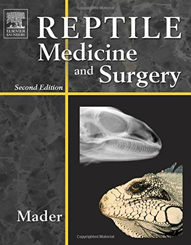 9780721693279: Reptile Medicine and Surgery, 2e