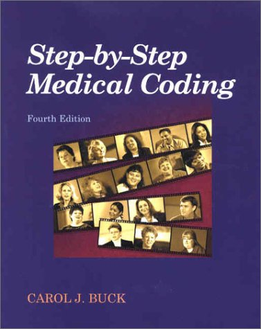 9780721693330: Step-by-Step Medical Coding, 4e
