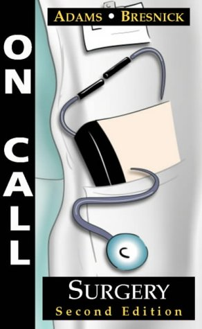 9780721693514: On Call Surgery