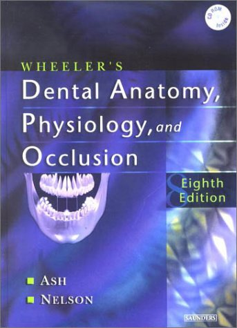 9780721693828: Wheeler's Dental Anatomy, Physiology and Occlusion, 8e