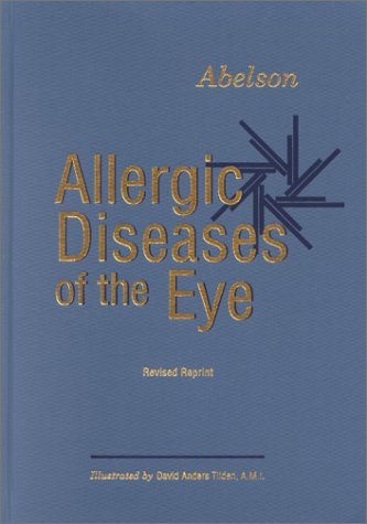9780721694016: Allergic Diseases of the Eye, 1e