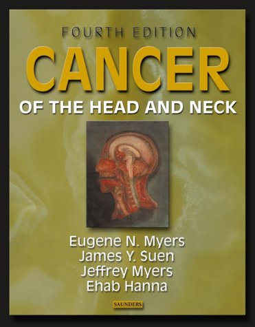 9780721694801: Cancer of the Head and Neck