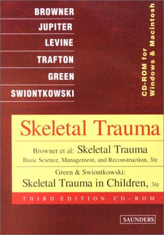 9780721694849: Skeletal Trauma