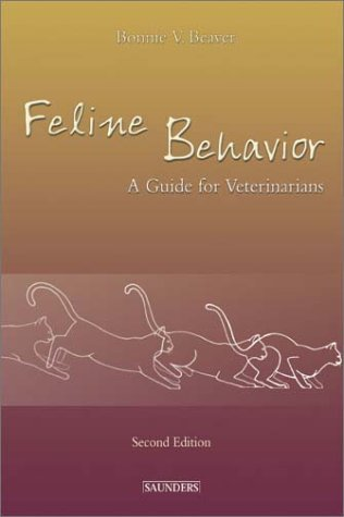 9780721694986: Feline Behavior