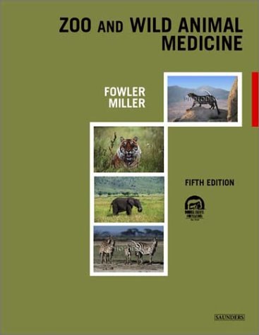 9780721694993: Zoo and Wild Animal Medicine, 5e