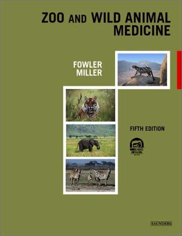 9780721694993: Zoo and Wild Animal Medicine