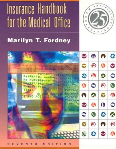 9780721695181: Insurance Handbook for the Medical Office, Seventh Edition