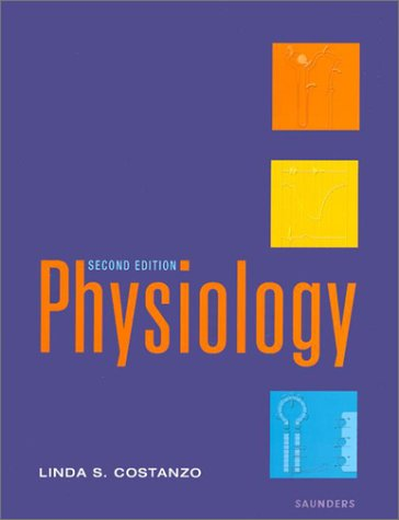 9780721695495: Physiology, 2e (Saunders Text and Review Series)