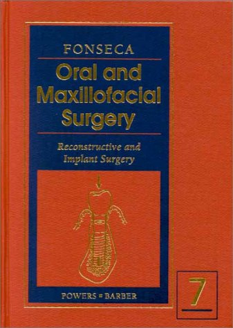 9780721696317: Oral and Maxillofacial Surgery (7-Volume Set)