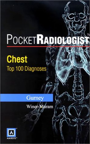 9780721697048: Pocket Radiologist Chest: Top 100 Diagnoses