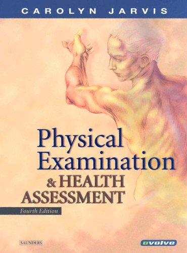 9780721697734: Physical Examination and Health Assessment