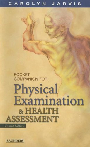 9780721697741: Pocket Companion for Physical Examination and Health Assessment