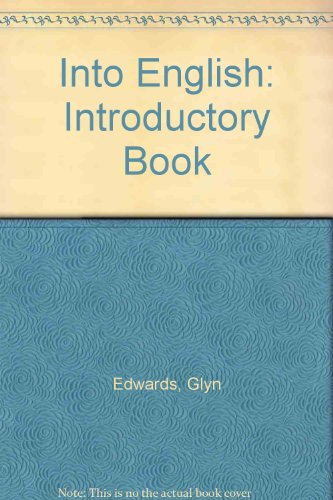 9780721703527: Into English: Introductory Book