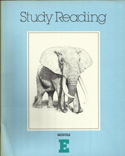 9780721705088: Study Reading: Elephant Module E