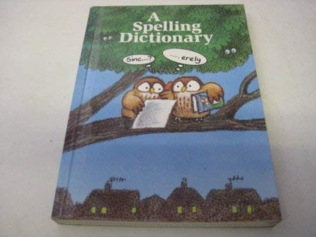 9780721706702: A Spelling Dictionary