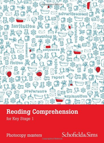 9780721707341: Reading Comprehension for Key Stage 1