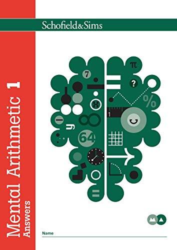 9780721708058: Mental Arithmetic Answers Book 1 (Bk. 1)