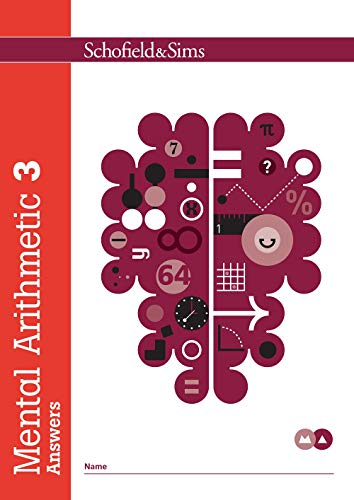 9780721708072: Mental Arithmetic Answer Book 3: Answers Bk. 3