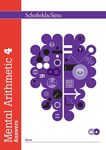 9780721708089: Mental Arithmetic Answers Book 4 (Bk. 4)