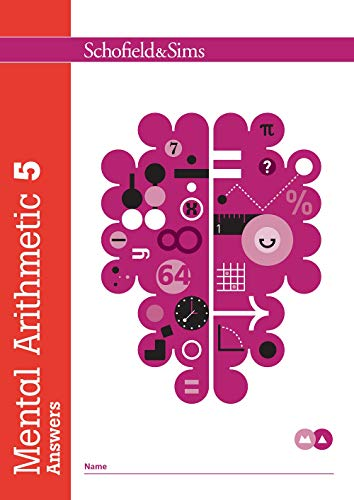 9780721708096: Mental Arithmetic Book 5 Answers: Year 6, Ages 10-11