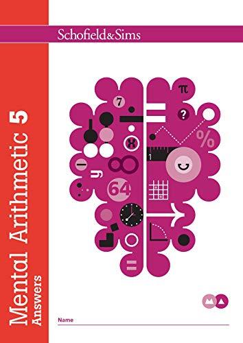 9780721708096: Mental Arithmetic Answers Book 5 (Bk. 5)