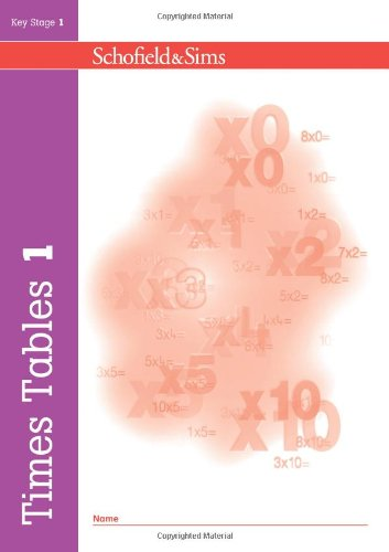 9780721708119: Times Tables Book 1 (Bk. 1)
